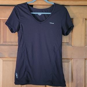 Hind womens fitted athletic top